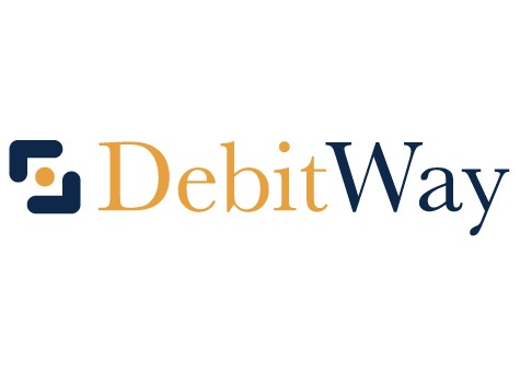Digital Currency Logo Debitway Offers Turnkey