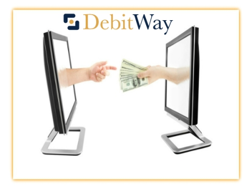 DebitWay Money Transaction