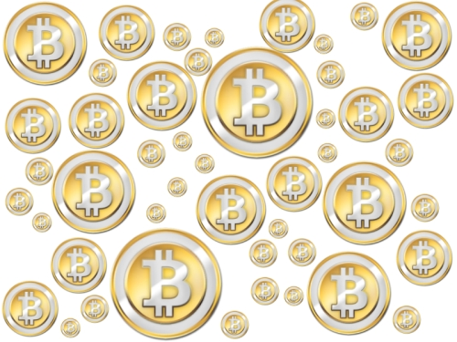 Raining Bitcoin